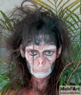 Facepaint - aap